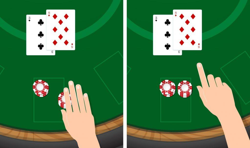 Blackjack Double